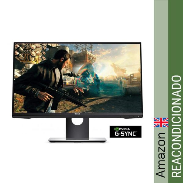 DELL S2817Q - Monitor Gaming 165Hz, Gsync, 1ms, 2k
