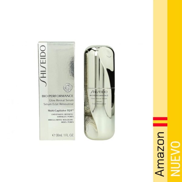 Shiseido Bio-performance Glow Revival Serum - 30ml