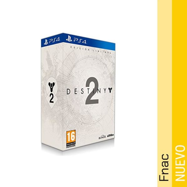 Destiny 2 Edición Limitada - PS4