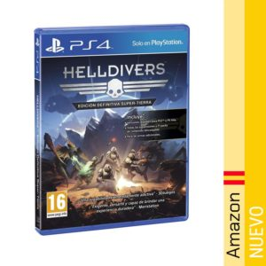 Helldivers: Super Earth Ultimate Edition - PS4
