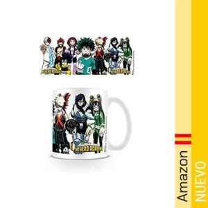 My Hero Academia Academia Costumed Heroes - Taza 312ml