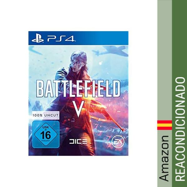 Battlefield V - Standard Edition - PlayStation 4