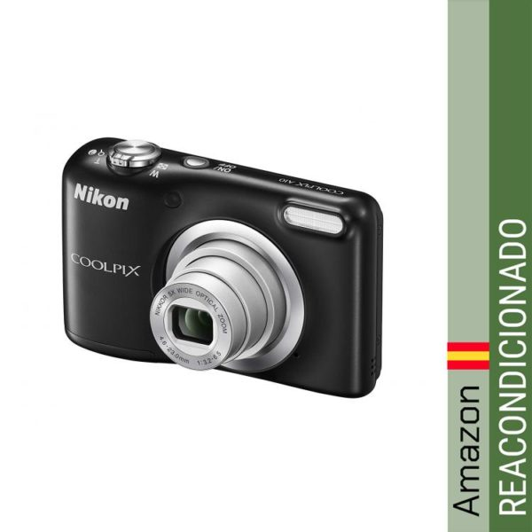 Nikon COOLPIX A10 BLACK Cámara compacta 16,1 MP