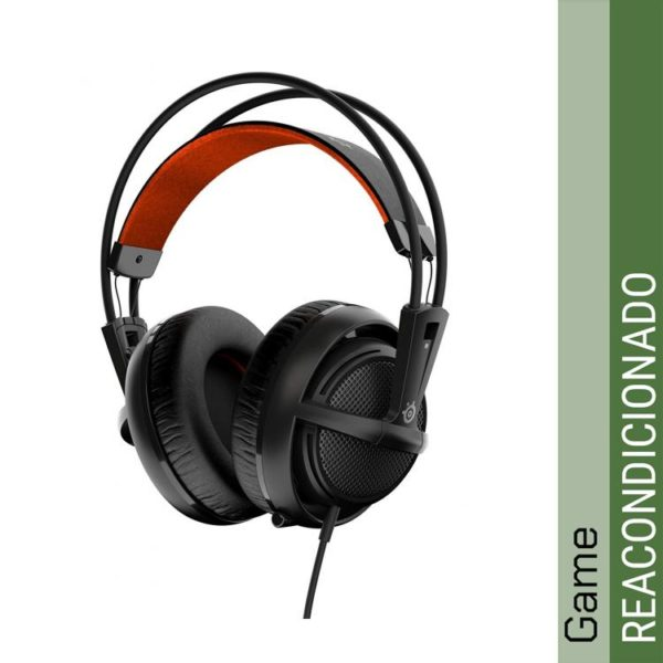 SteelSeries Siberia 200 Negro