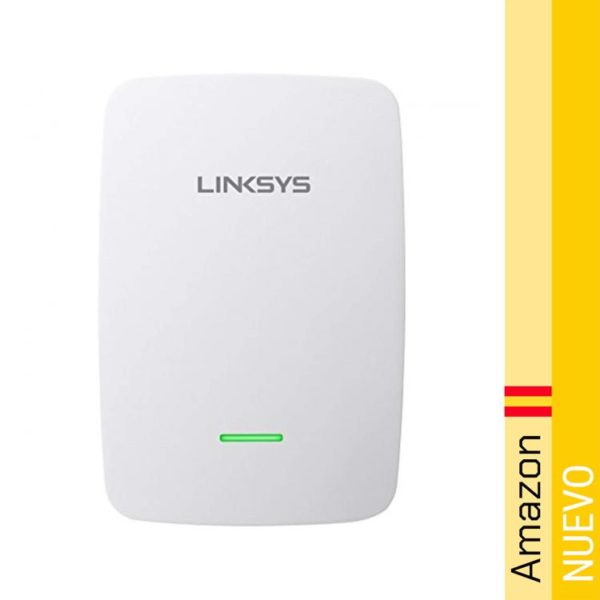 EJ Linksys RE7000-EU - Extensor de Red Wi-Fi
