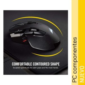 Corsair Ironclaw RGB Wireless Ratón Gaming 18000DPI