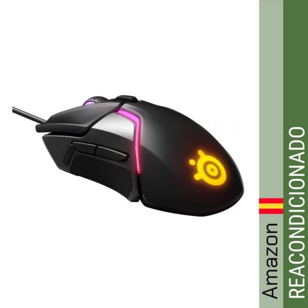 SteelSeries Rival 600 - Ratón Gaming 12.000 DPI