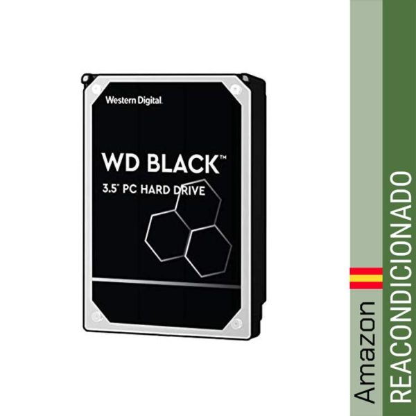 Western Digital Black 4000GB Serial ATA III - Disco Duro