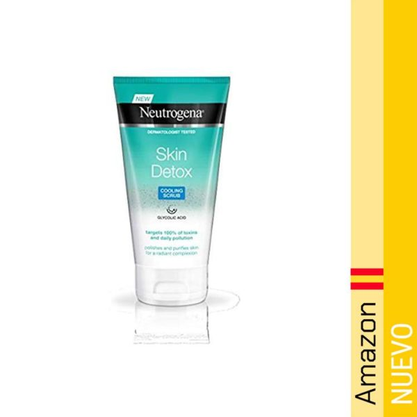 Neutrogena Skin Detox Exfoliante - 150 ml.