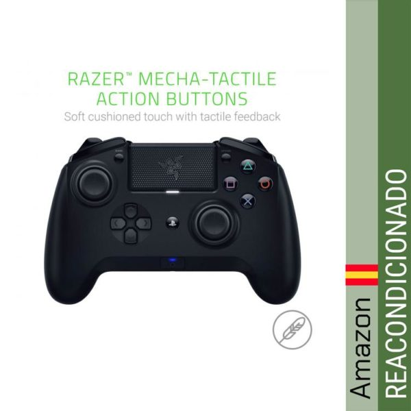 Razer Raiju Tournament Edition - Mando inalámbrico para PS4