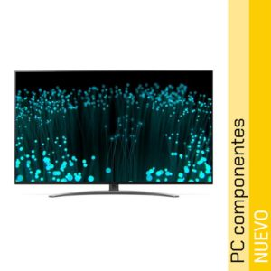 TV (65 pulgadas) LG 65SM8600PLA NanoCell 4K HDR Smart TV con IA