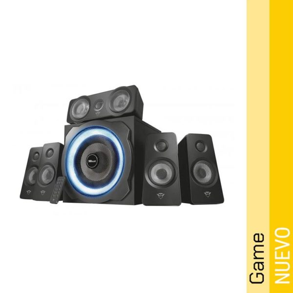 Trust GXT 658 Tytan 5.1 Surround 180W