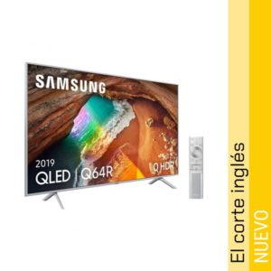 TV QLED 163 cm (65) Samsung QE65Q64R 4K con Inteligencia Artificial (IA), HDR y Smart TV