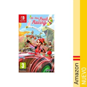 All-Star Fruit Racing : Switch