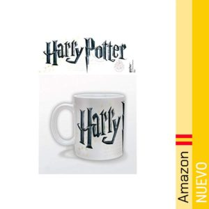 HARRY POTTER Taza 320 Ceramica, 11 x 12.5 x 1.3 cm