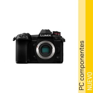 Panasonic Lumix DC-G9 20.3MP WiFi Negra