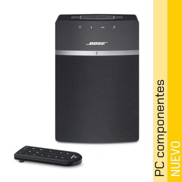Bose SoundTouch 10 Altavoz Wifi Bluetooth Negro