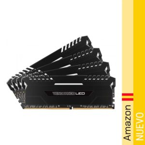 Corsair Vengeance LED - Kit de Memoria Entusiasta de 64 GB
