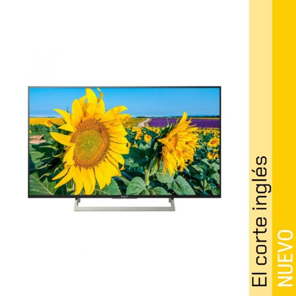 TV LED 139,7 cm (55) Sony KD-55XF8096 Android TV, UHD 4K HDR X-Reality PRO, Smart TV