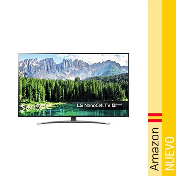 LG - Tv Led 65'' Lg Nanocell 65Sm8600 Ia 4K Uhd Hdr Smart Tv - Tv Led con Alexa Integrada