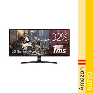 LG 29UM69G-B - Monitor Gaming UltraWide WFHD de 73.7 cm (29) con Panel IPS