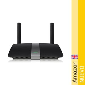 Linksys EA6350 - Router inalámbrico Smart Wi-Fi de Doble Banda AC1200