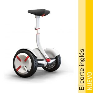 Mini Segway Ninebot Mini Pro blanco
