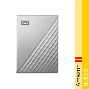 WD My Passport Ultra Disco Duro Externo para Mac de 5 TB