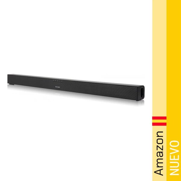 Barra de sonido Bluetooth SHARP HT-SB140MT 2.0