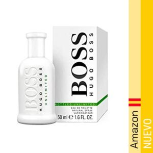 Hugo Boss - Eau de Toilette Boss Bottled. Unlimited 50ml