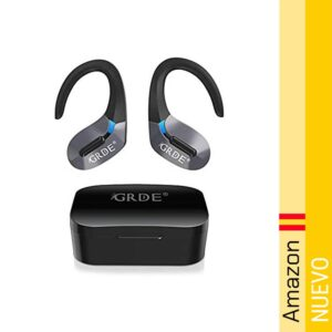 Auriculares Bluetooth, GRDE