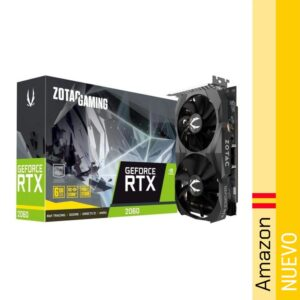 ZOTAC Gaming GEFORCE RTX 2060 Twin Fan 6GO GDDR6 192 bit