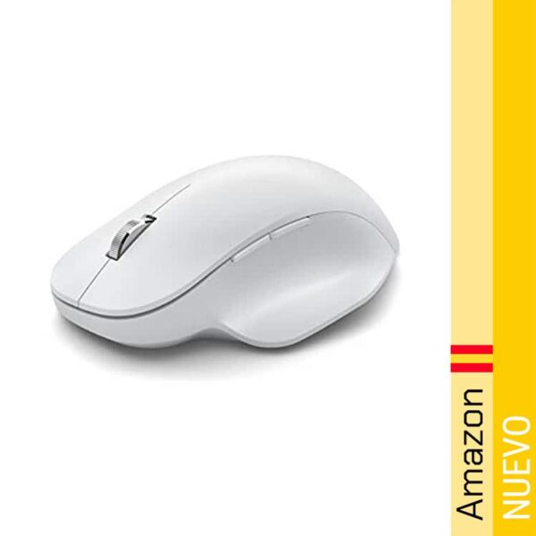 Microsoft Bluetooth Ergonomic Mouse Color Blanco Teclado para movil