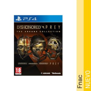 DISHONORED AND PREY: THE ARKANE COLLECTION - PS4 y Xbox