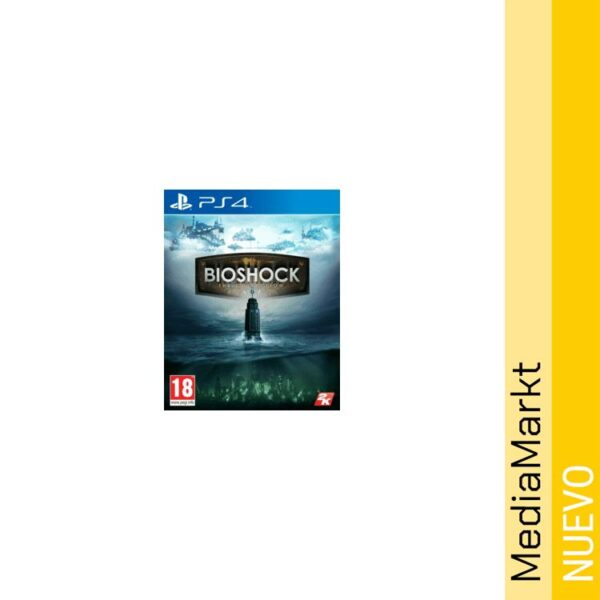 PS4 One Bioshock Collection