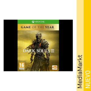 Xbox One Dark Souls Iii: The Fire Fades Ed.-Goty