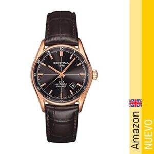 Certina Men's Automatic Watch Analogue XL Leather c006.407.36.081.00
