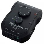 Zoom u-22 interfaz audio